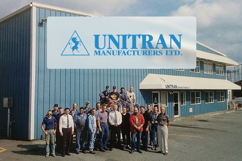 Unitran warehouse handling equipment manufacturers staff