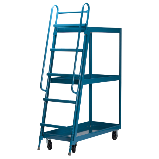 Two shelf stock picker