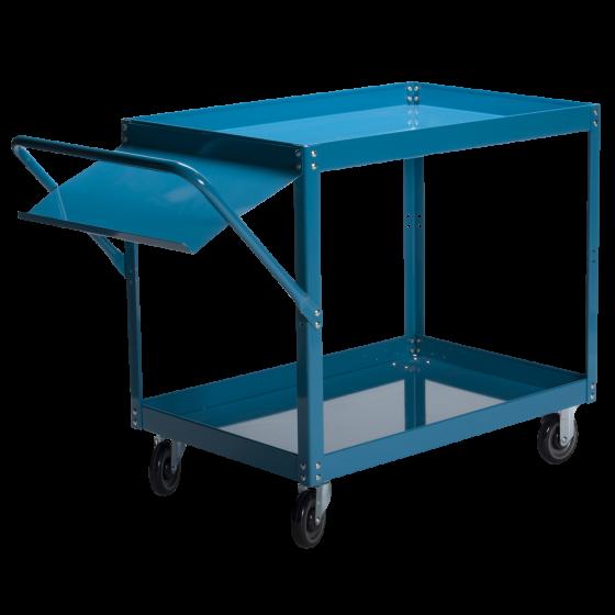 Two shelf cart
