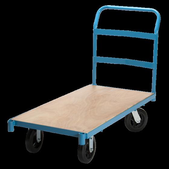 Wagon platform truck