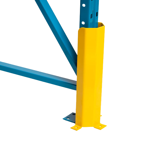 Pallet rack post protector