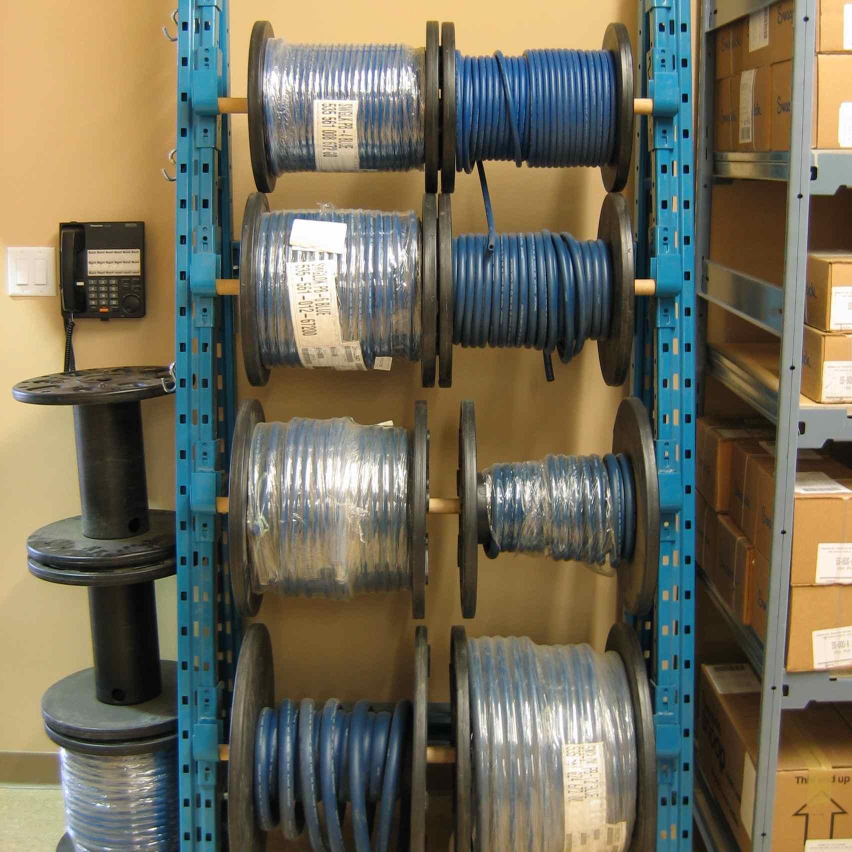 Reel Racking Unitran Manufacturers Ltd