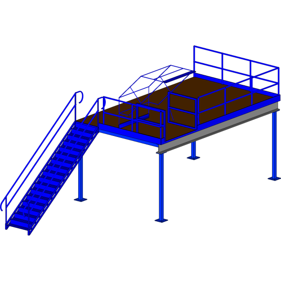 structural-mezzanine