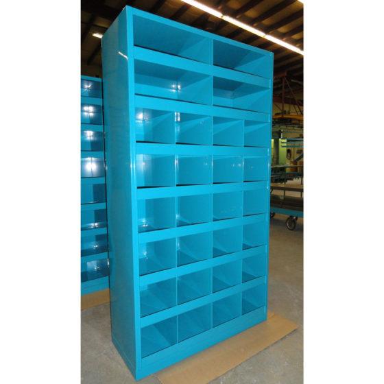 Bolt bin cabinet