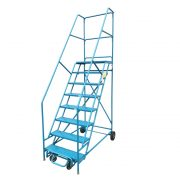 Unitran 7 Step Rolling Ladder