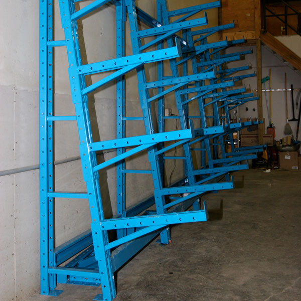 Bar Stock Storage Racks