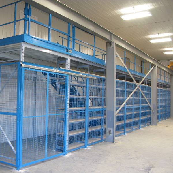 Security Storage Cage