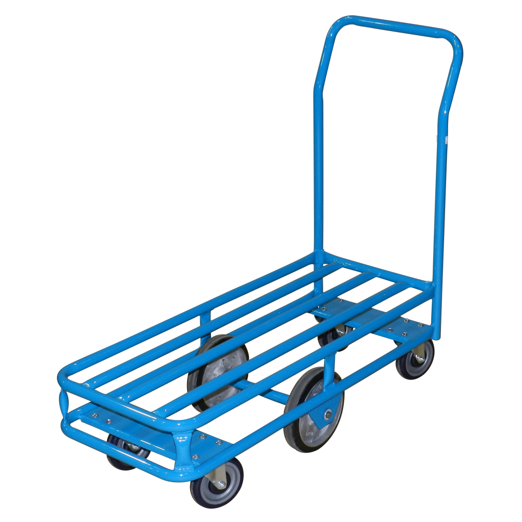tube-rail-cart