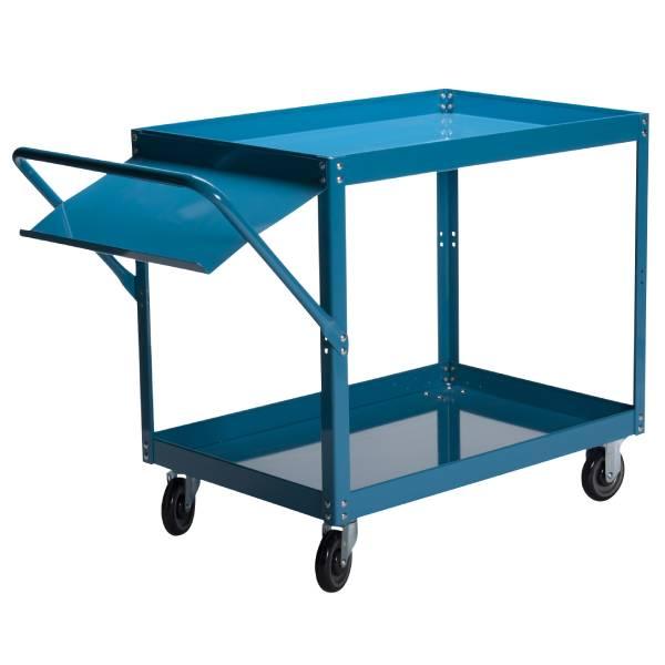 metal service carts