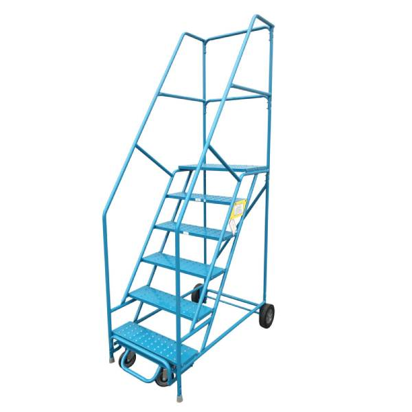 rolling ladder safety
